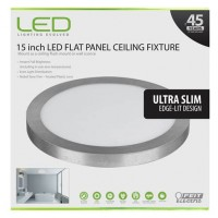 1650 Lumen 4000k 15 Inch Led Flat Panel Ceiling Fixture