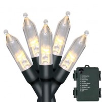 Battery Operated Outdoor String Lights Canada