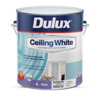 Dulux White Wall And Ceiling Paint