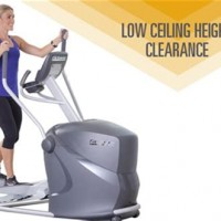 Elliptical For Low Ceiling Height