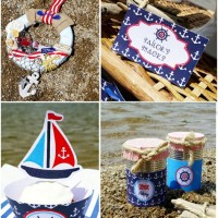 Sailboat Party Decorations