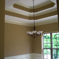 Trim Ideas For Tray Ceilings
